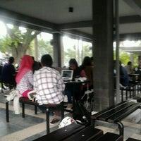Photo taken at Cafetaria UB by Nurul F. on 2/5/2013