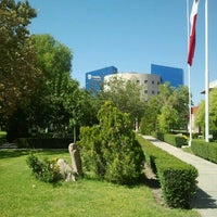 Photo taken at ITESM Campus Chihuahua by Jose R. on 9/22/2012