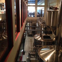 Photo taken at Wolf's Ridge Brewing by Gene Y. on 10/8/2013