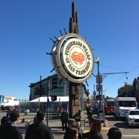 Photo taken at Fisherman's Wharf by Yoye H. on 2/21/2013