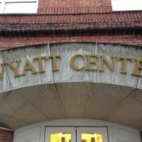 Photo taken at Wyatt Center by Jason C. on 3/5/2013
