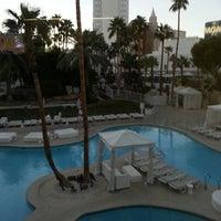 Photo taken at Glow Spa, Tropicana Las Vegas by Charita A. on 9/27/2013