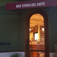 Photo taken at Bar Storia del Caffè by Mim P. on 11/30/2017