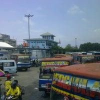 Photo taken at Terminal Bus Tanjung Priok by Junaedi M. on 3/19/2013