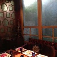 Photo taken at Dal (달) Taste of India by Jekyung M. on 5/15/2013
