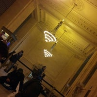 Photo taken at One Grand Central Place by Tyler B. on 11/1/2012