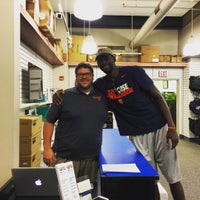 Photo taken at SU Bookstore by Christopher H. on 8/7/2015