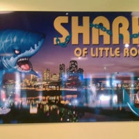 Shark 39 s fish chicken 1 tip from 74 visitors for Sharks fish and chicken little rock