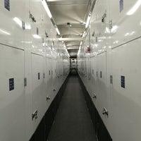 Photo taken at Manhattan Mini  Storage - South St by Anuj M. on 4/28/2016