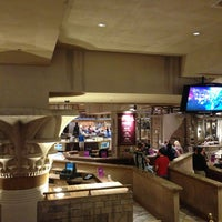 Photo taken at MORE The Buffet at Luxor by Disneybigsis on 3/14/2013