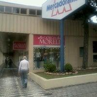 Photo taken at Mercadorama by Simone V. on 10/26/2012