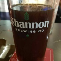 Photo taken at Shannon Brewing Company by Steve J. on 10/13/2017
