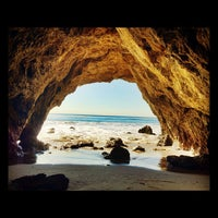 Photo taken at El Matador State Beach by Dr. Matt A. on 1/4/2013
