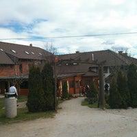Photo taken at Turistična kmetija pri Miheluču by Boštjan L. on 4/14/2013