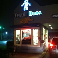 Photo taken at Dutch Bros. Coffee by Oh Sherry on 11/6/2012