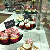 Photo taken at Let Them Eat Cupcakes by Oh Sherry on 10/24/2012