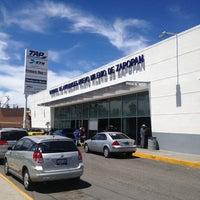 Foto tomada en Terminal de Autobuses Nuevo Milenio de Zapopan por David ✈. el 3/29/2013