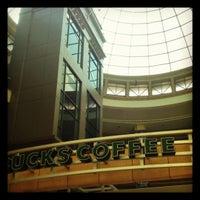Photo taken at Starbucks by David ✈. on 10/27/2012