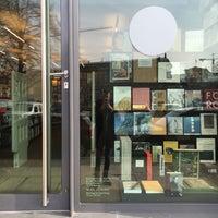 Photo taken at Buchhandlung Walther König by Valentin R. on 3/8/2016