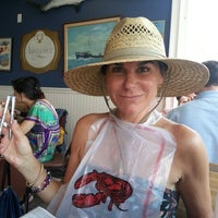 Photo taken at Anthony's Seafood by Adam B. on 7/7/2013