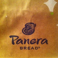 Photo taken at Panera Bread by Sandra on 11/29/2012