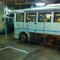 Photo taken at Nakhonchai Air Bus Terminal by Anton A. on 2/13/2013