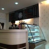 Photo taken at Venus Coffee House by Oho_ashi on 2/14/2013