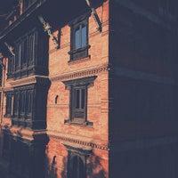 Photo taken at Kantipur Temple House by Samir D. on 9/30/2014