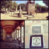 Foto tomada en Panteón de Belén por Myke M. el 12/29/2012