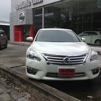Photo taken at Siam Nissan BKK by Burutrad C. on 11/16/2013