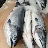 Photo taken at Gemini Fish Market by Doug V. on 8/3/2013