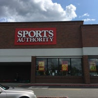 Photo taken at Sports Authority by Doug V. on 5/27/2016