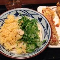 Photo taken at Marugame Seimen by joruri on 1/4/2013