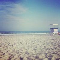 Photo taken at 13th St. Beach by Josh K. on 7/9/2013