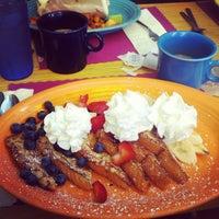 Photo taken at OC Surf Cafe by Josh K. on 7/21/2013