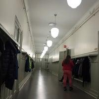 Photo taken at Kokkolan Yhteislyseon Lukio by Miki H. on 11/23/2015