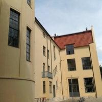 Photo taken at Bauhaus University KH7 by Miki H. on 8/8/2013