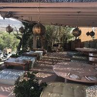 Photo taken at Ftelia Restaurant by Φλώρα Π. on 6/9/2017