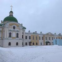 Снимок сделан в Тверской императорский путевой дворец пользователем Leonid E. 2/23/2017