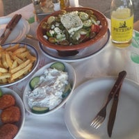 Photo taken at Taverna Chrissa by George P. on 8/25/2013