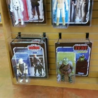 Photo taken at Zeus Comics and Collectibles by Nancy on 3/22/2015