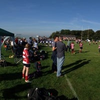 Photo taken at Hastings & Bexhill RFC by Miles L. on 10/6/2013