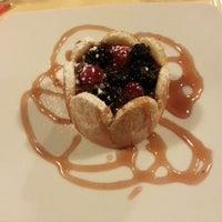 Photo taken at Osteria Il Cursore by Michela C. on 12/12/2012