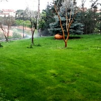 Photo taken at Yeleğen by Seher K. on 4/24/2014