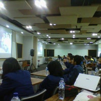 Photo taken at Danone Indonesia by Pristi P. on 6/11/2014