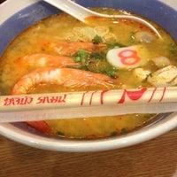 Das Foto wurde bei Hachiban Ramen von Yui am 10/19/2012 aufgenommen