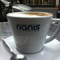 Photo taken at Nanis by Jamie M. on 11/8/2012