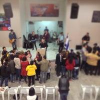 Photo taken at Igreja Batista Nacional Simcha by Charles S. on 6/30/2013