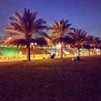 Photo taken at منتزه محمد بن القاسم by AbdulAziz A. on 4/9/2013