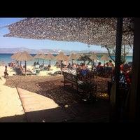 Photo taken at Santa Maria Beach by Jenny V. on 7/17/2013